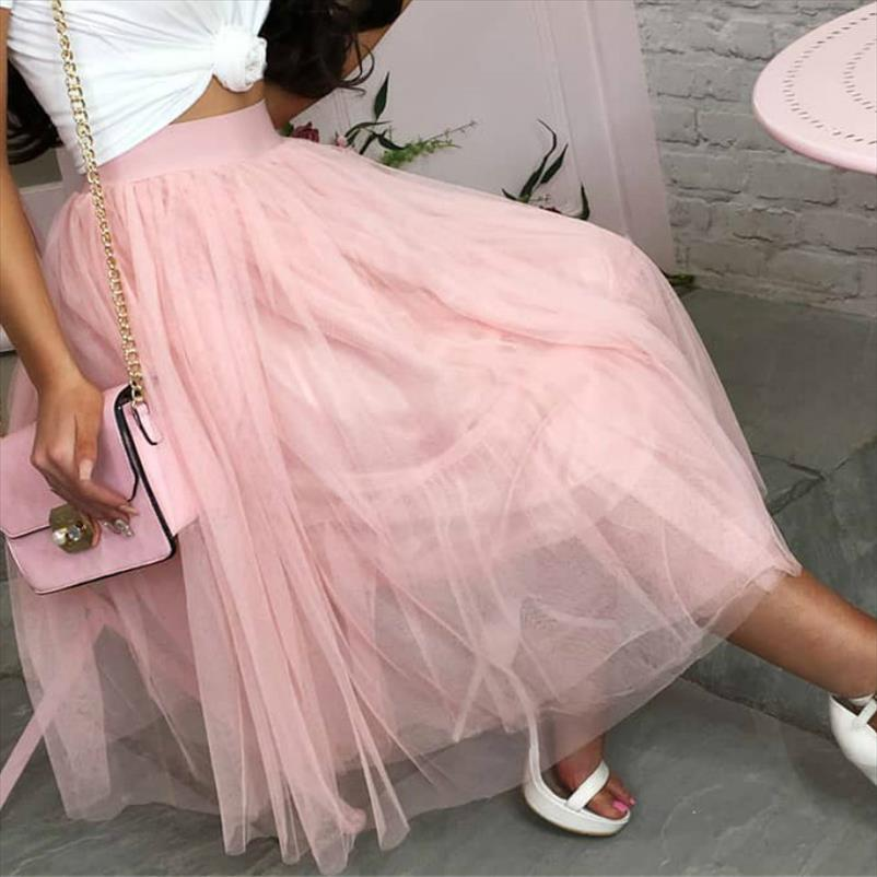 Womens Girl Princess Ballet Tulle Tutu Skirt Evening Party Wedding Arrival Mesh Skirts Drop Shipping