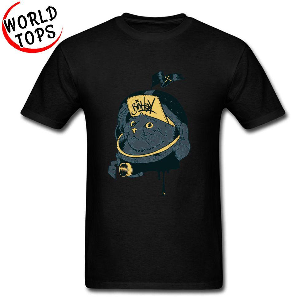 CCCP camisetas Hombres Galaxy Espacio gato Impresa: camiseta galáctico nebulosa Yuri Gagarin deporte Rusia camisetas para hombre del verano sudadera con capucha para niños