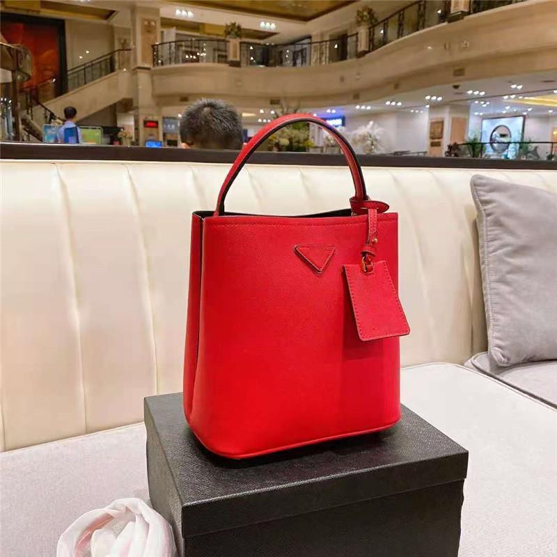 Designer di lusso Handbag Borsa a tracolla di alta qualità in vera pelle Borse a tracolla donna Borsa a tracolla in pelle Borsa a secchiello in pelle Borsa a croce