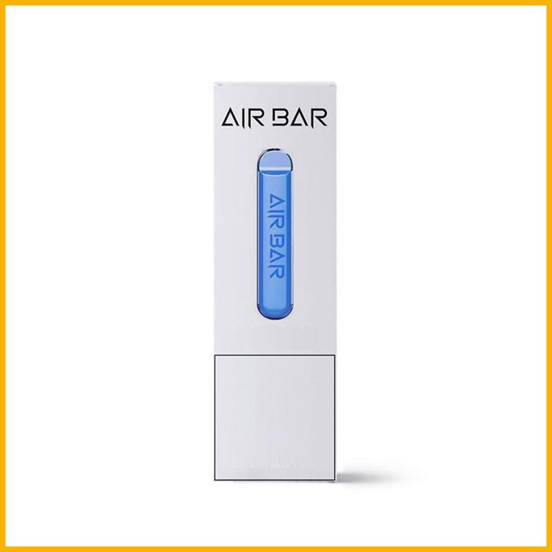 Best Quality Air Bar Одноразовое устройство POD Vape Pen 1.8 мл Пустой Vaporizer 500 Puffs Vape Pen E-Cigarettes Xtra Oval Xtra