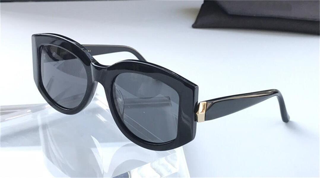 Новые моды дизайн солнцезащитные очки Robyn / s квадратная пластина рамка Популярный и щедрый стиль уV400 защитные очки высочайшего качества с очками