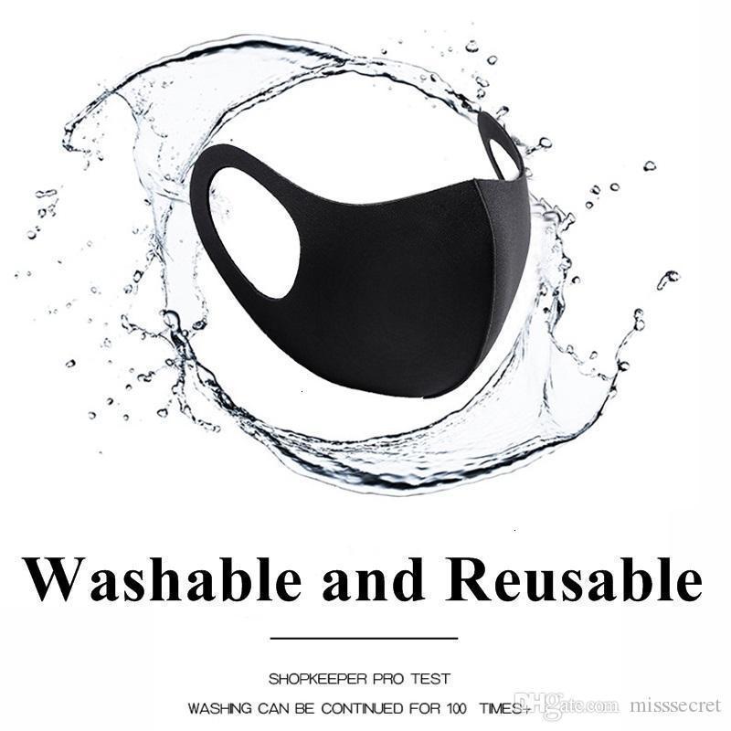 Vender tomada em estoque macio e confortável Cover Design máscara de respiração máscaras de proteção unisex fresca de verão