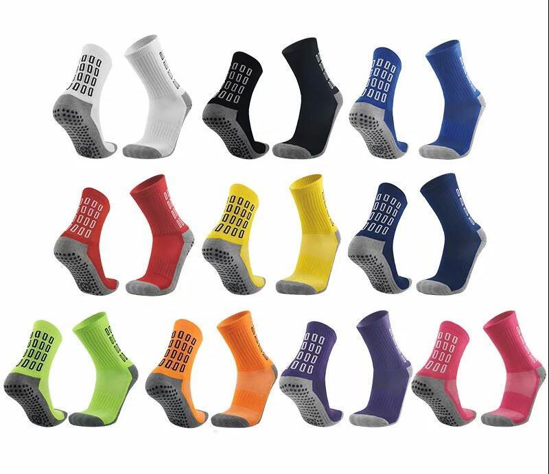Hot Style 2020/2021 TAPEDESIGN Soccer Socks Warm Socks Men Winter Thermal Football Stockings Sweat-absorption Running Hiking