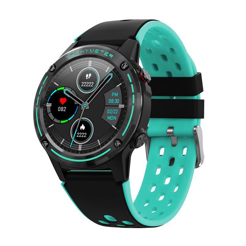 GPS Позиционирование Высота Мониторинг Компас Водонепроницаемые Bluetooth Smart Watch