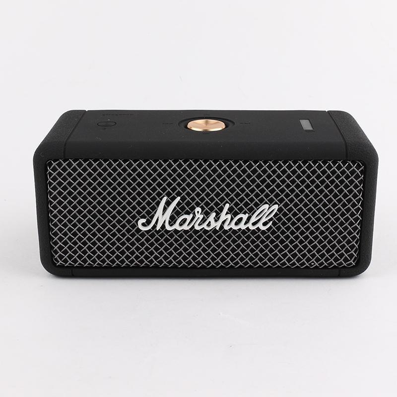 Top Quality DHL Marshall Emberton Portátil Bluetooth Alto-falante Sem Fio Presente Presente de Natal Música Loved Speaker Home Outside Drop Shipping