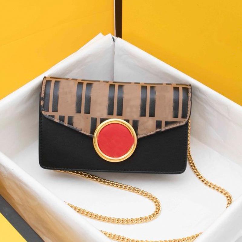 Carta de la cintura del pecho de las mujeres Paquete Fannypack bolso de la manera de Hip-Hop Pequeño Cinturón de hombro bolsa de la cadena bolsas de Crossbody del metal de la aleta bolsas de mensajero de bolsillo