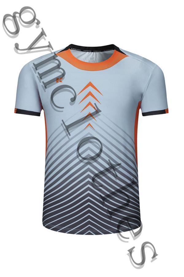 2019 ventas calientes impresiones en color de secado rápido coincidentes de primera calidad no descolorado jerseys316806 de fútbol