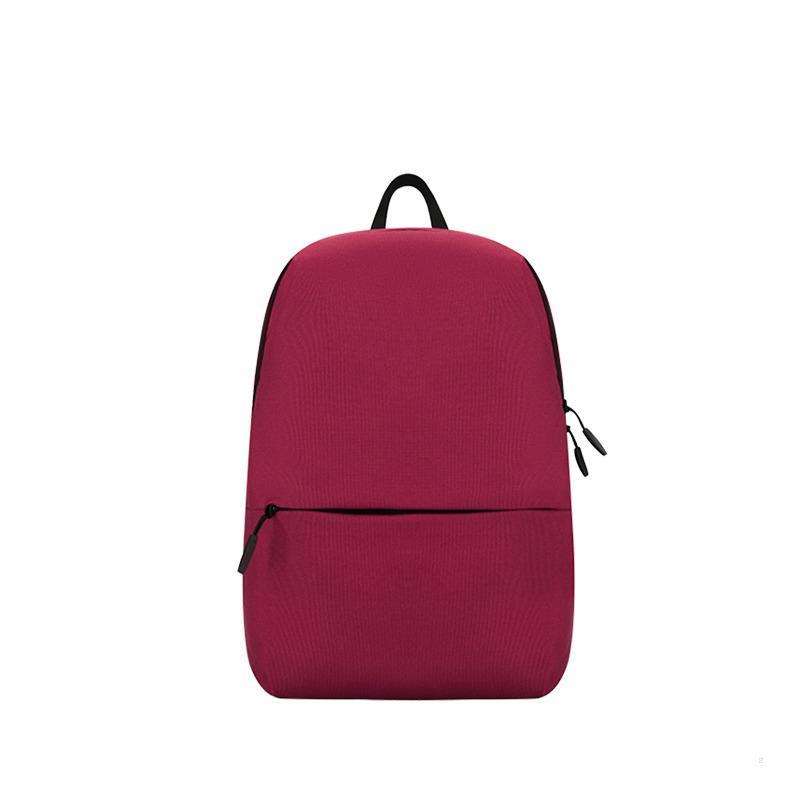 Мужчины и женская школьная сумка Рюкзак Новый стиль Маленькая и средняя емкость Сплошной цвет Горячая распродажа Backpacksrfui41 0U3W
