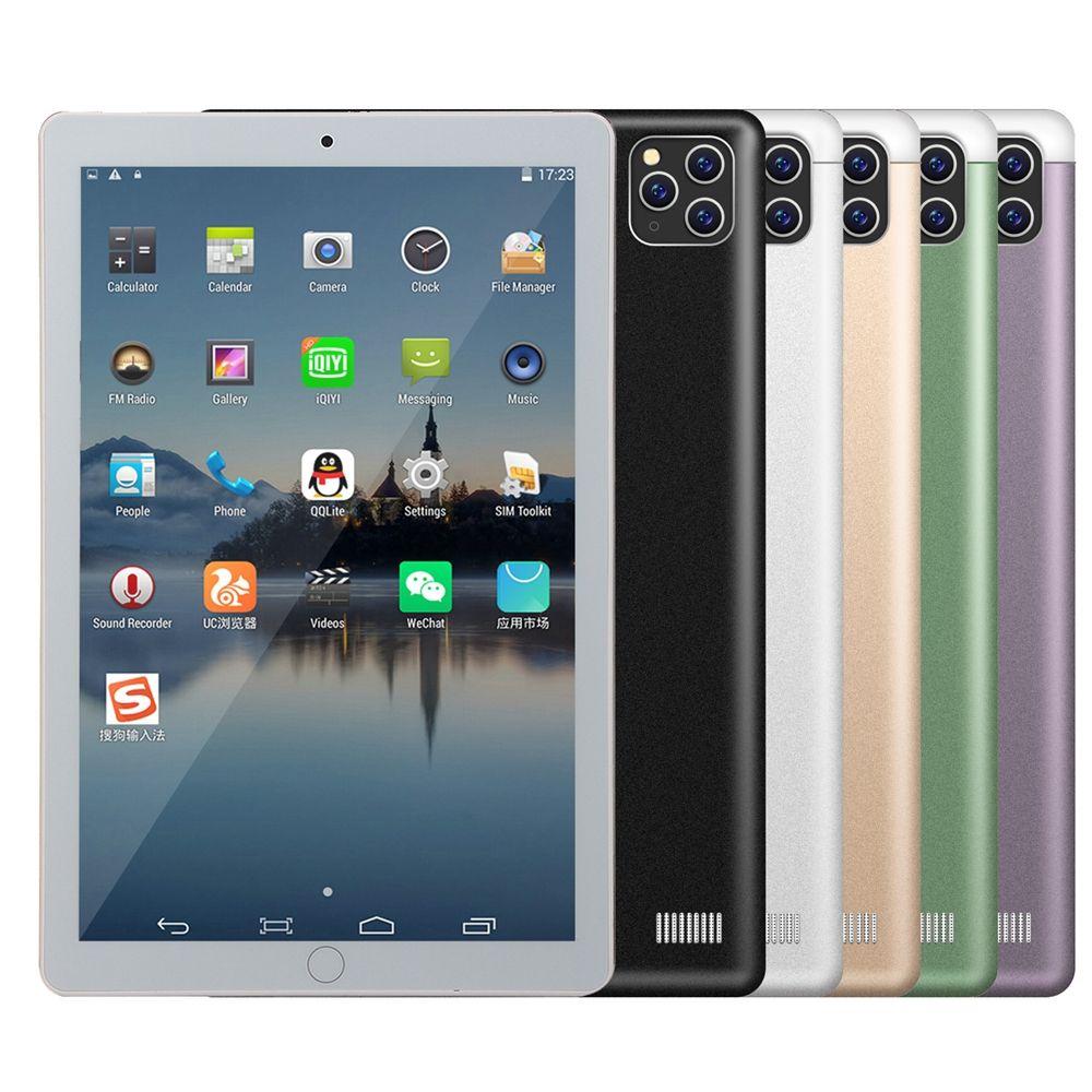 2020 Новый и моды 4G НОВЫЙ 10-дюймовый планшетный ПК OEM Custom Logo Quad Core Смарт Tablet PC PAD Dual SIM