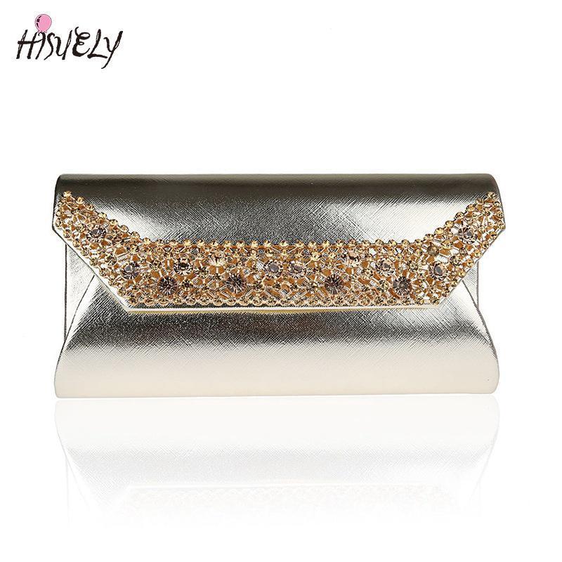 2020 Art und Weise Frauen-Handtaschen-Metall Patchwork Shinning bling Schultertasche Damen Drucken Tageskupplungs-Partei-Abend-Taschen WY124