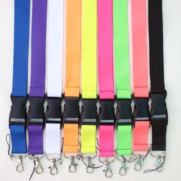 Лучший держатель ремешки бренда ремешки Multicolor Аксессуары для ключей ремни KeyRing