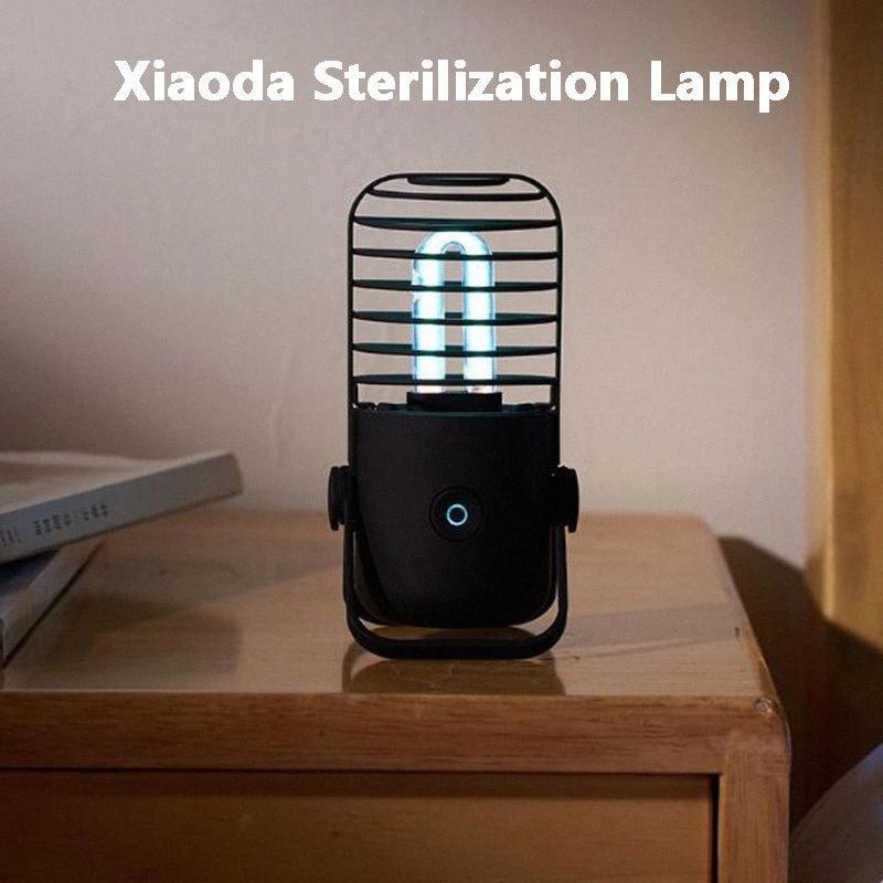 Xiaomi Xiaoda La esterilización de la lámpara UV de desinfección de la lámpara ultravioleta y ozono desinfección de alta eficiencia de esterilización de la máquina H7Ko #