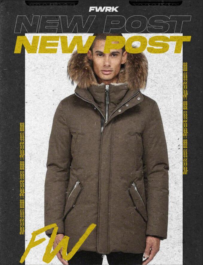 Üst Erkek Parkas Ceket Kürk Kapüşonlu Aşağı Ceket Tomurcukları Boyutu Rüzgarlık Rahat Ince Açık Sıcak Erkekler Fermuar Kalın Ceketler