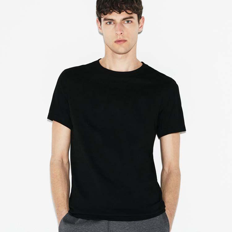 رجل إلكتروني طباعة القمصان أسود أزياء مصمم الصيف جودة عالية أعلى قصيرة الأكمام حجم M-XXL