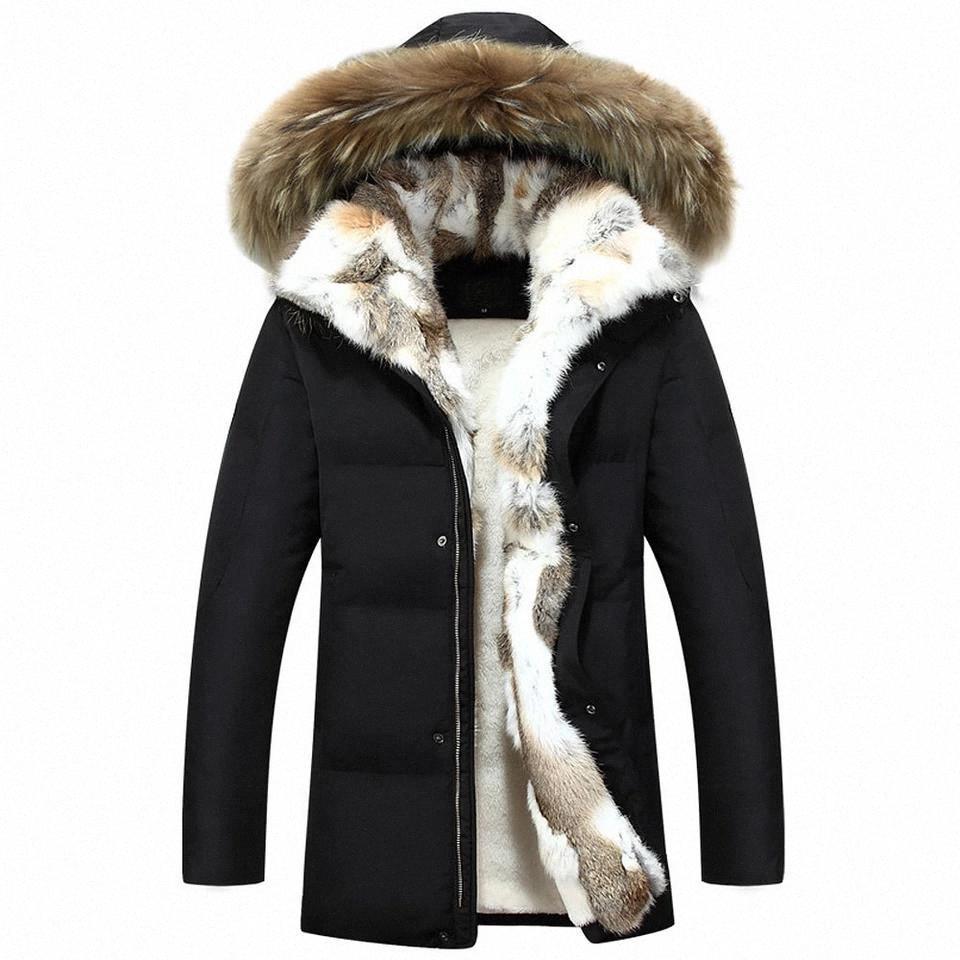 Neue hochwertige Daunenjacken Herren Winter Casual Dicke Parkas Mantel Mode Paare Daunenjacke Frauen Männer Weiße Ente S-5XL # PQ96