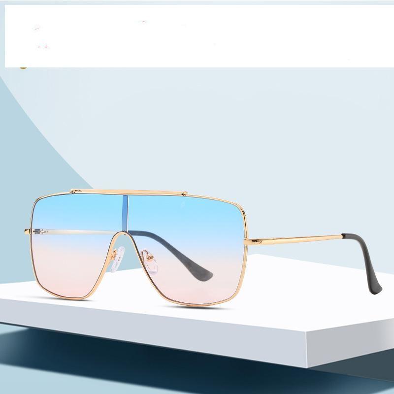 Lunettes de soleil lunettes de soleil de concepteurs de lunettes de soleil rétro Lunettes super Dalian Lunettes Sun Gradient Brand Coloré Nx pour femme avec boîte Femmes NFBIH
