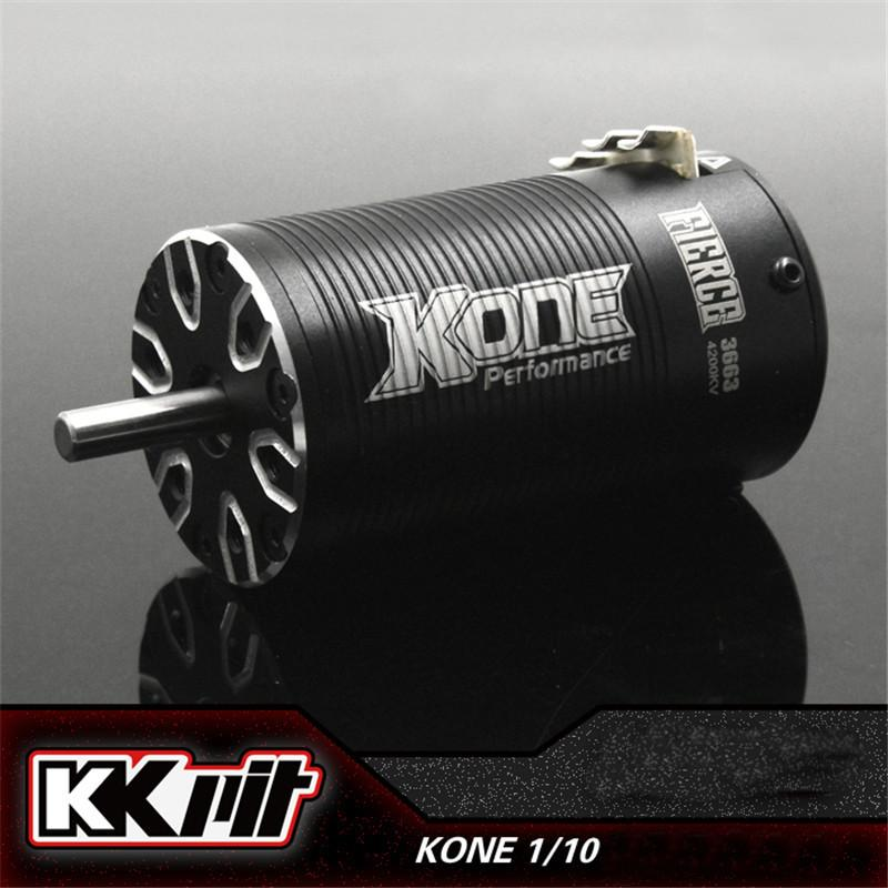 KKPIT KONE K1 Beast FIERCE 1/10 The motor limit performance of the sensorless brushless motor model accessories way S1 8135 727
