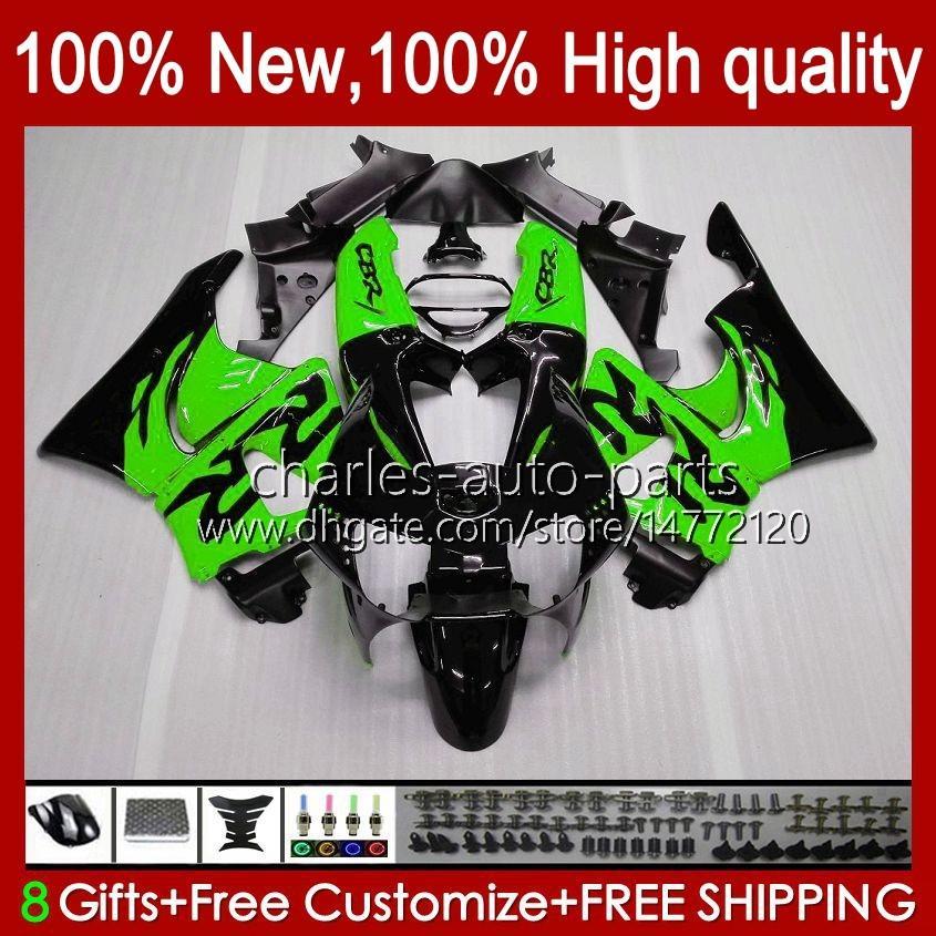 Body Kit voor HONDA CBR919 CBR900 RR GROENE FABRIEK CBR900RR CBR 919RR 900RR 919CC 93HC.22 CBR919RR 98 99 CBR 900 919 CC RR 1998 1999 Kuip