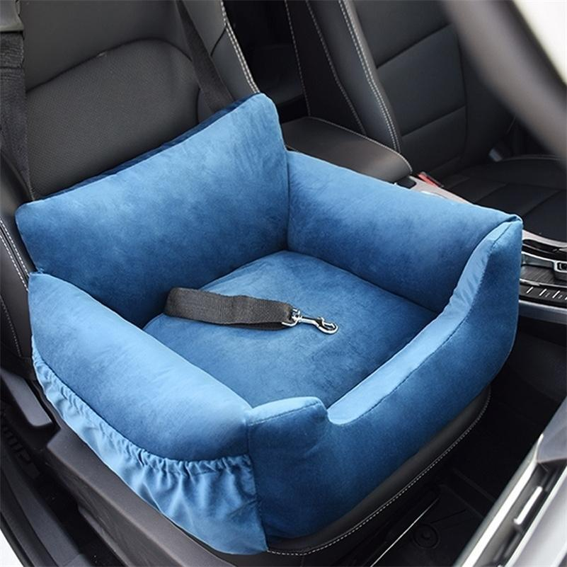 الحيوانات الأليفة الكلب سيارة الناقل حقيبة مقعد للطي أرجوحة الحيوانات الأليفة حاملات حقيبة حمل للقط الكلب نقل السلامة السفر شبكة الحيوانات الأليفة السرير LJ201028