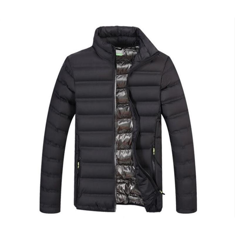 Nuovi uomini invernali addensare cappotti uomini giacca invernale uomo normale uomo abito all'aperto maschile neve caldo cappotto 201127