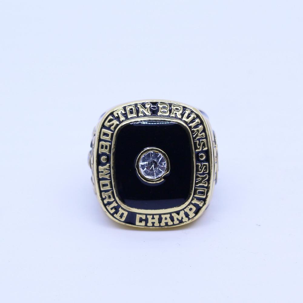 1970 Bruins de Boston regalo del ventilador anillo de campeonato de alta calidad al por mayor envío rápido envío de la gota del fabricante