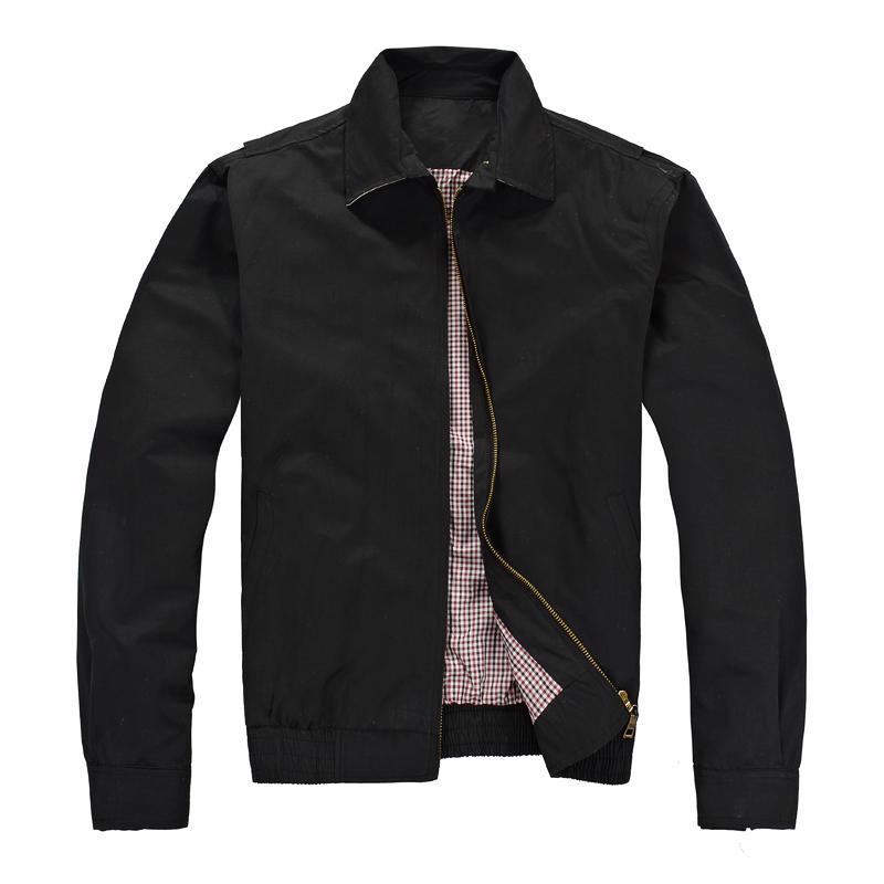 Cavalo pequeno masculino jaqueta de alta qualidade outono casaco casual masculino para homme campera hombre jaqueta masculina casacas