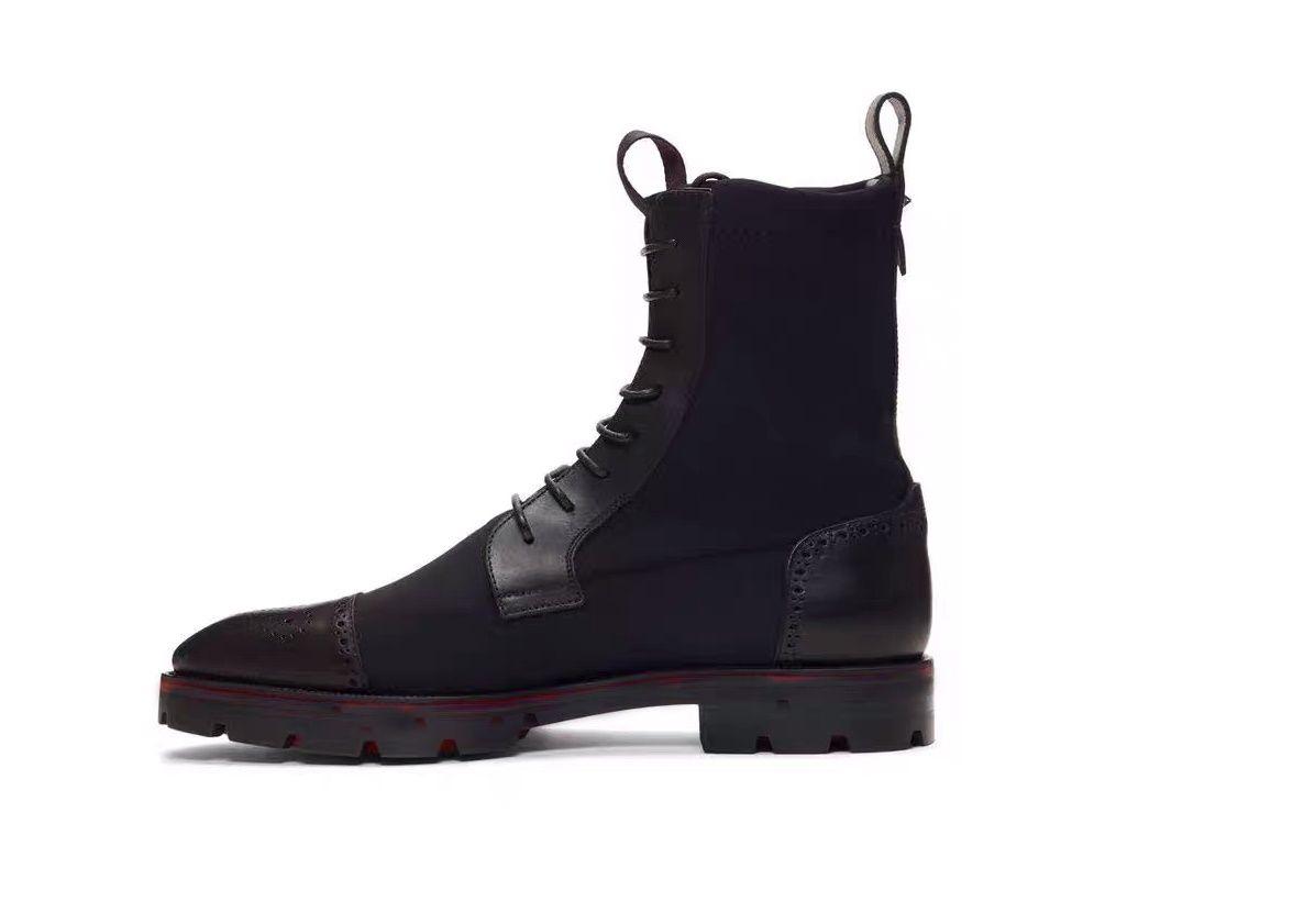 Clássico Palladium Pallabrouse homens mulheres botas de alta militar do exército Botas Canvas Sneakers Man Anti-Slip mulheres calçados casuais de couro