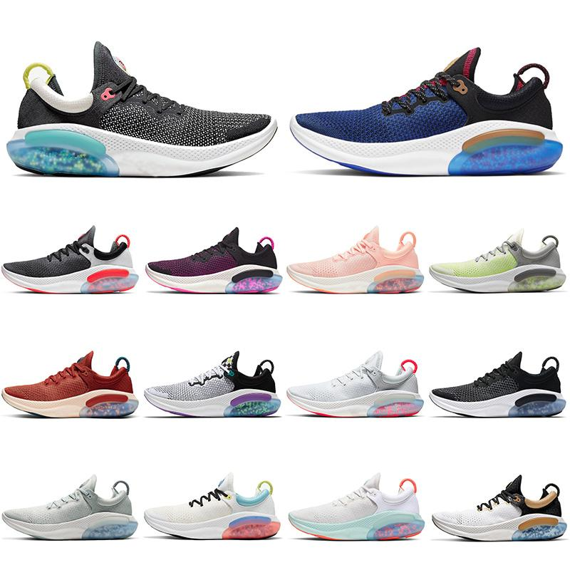 nike joyride flyknit Free Run Joyride FK FLY MALHA Homens Mulheres Running Shoes Universidade Vermelho Preto Cinzento Roxo Desporto Ténis Trainers Sneakers TAMANHO EUR 36-45