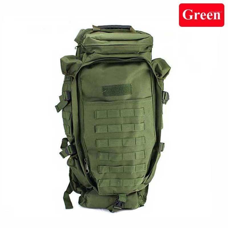 High-capacity Outdoor Sport Hiking Bag Men Tactical Backpack Climbing Camping Backpack Hunting Fishing Travelling Bag1