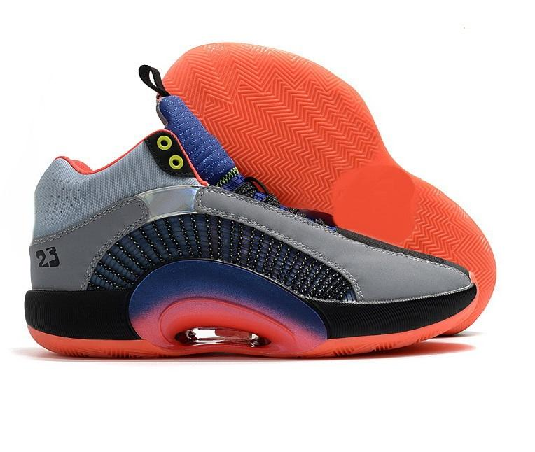 2020 New Aarrived 35 XXXV Bayou Boys Williamson Shoes Center of Gravity WIP Chicago Morpho DNA Basketball Shoes Dropshipping Accepted