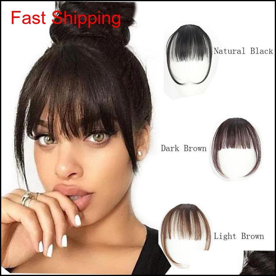 100% real clipe de cabelo humano em bangs clipe na bangs extensão de extensão mão amarrada extensão de cabelo para as mulheres kai0q 2oia0 kr2yp cqhtk faufu bh7hm oiwu dguoz