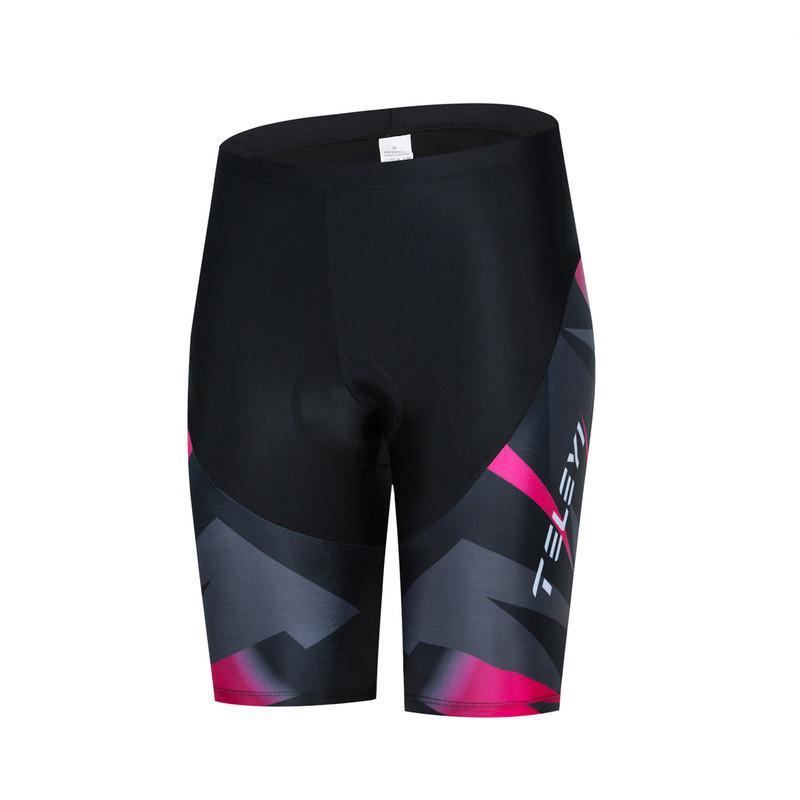 2020 Ciclismo Mujeres bici de Mtb shorts acolchados carretera de montaña trasero femenino Mujer en bicicleta corta y ajustada ropa interior Racing verano
