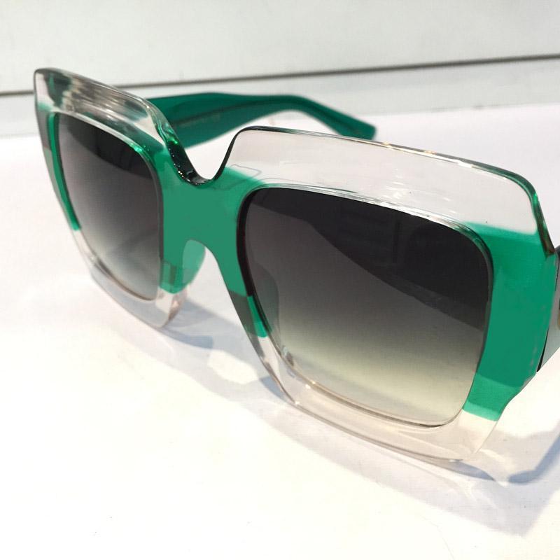 2021 جديد أعلى جودة 0178 رجل مزاجه نظارات الرجال نظارات الشمس النساء النظارات الشمسية نمط الأزياء يحمي العينين مع مربع