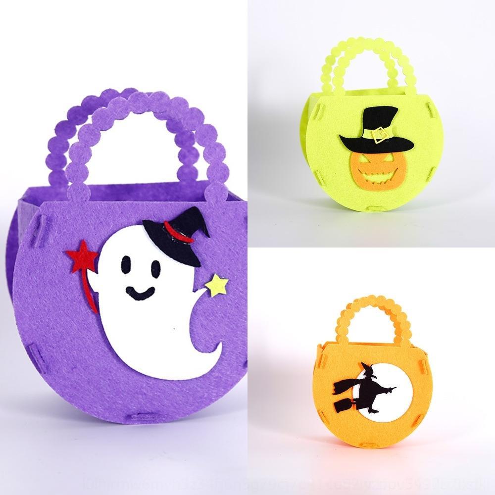 Nãotecidos de mhHcz Crianças artesanal não-tecido DIY não-tecido saco de mão presente artesanal não-tecidos dom bolsa de Crianças Diy Sn1Vt