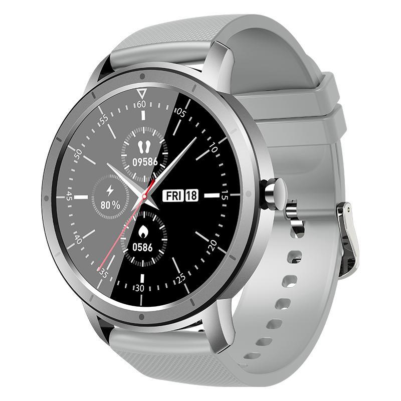HW21 SmartWatch Reloj de pulsera de moda Nueva Llegada Exquisita Personaje de mano de obra que Bluetooth Alto Ajustar la pulsera de pantalla redonda HD