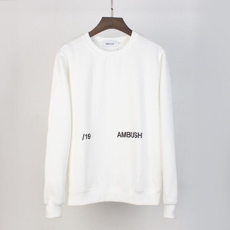 Neue qualitativ hochwertige version umgehende baumwolle sweatshirts männer frauen solide farbe crewneck sweatshirts Übergroße Pullover Männer 201021