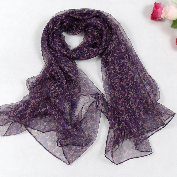 Весна осень лето модно иностранный стиль тонкие дамы могут носить среднего возраста длинные шелковицы шали и шелковые шарфы