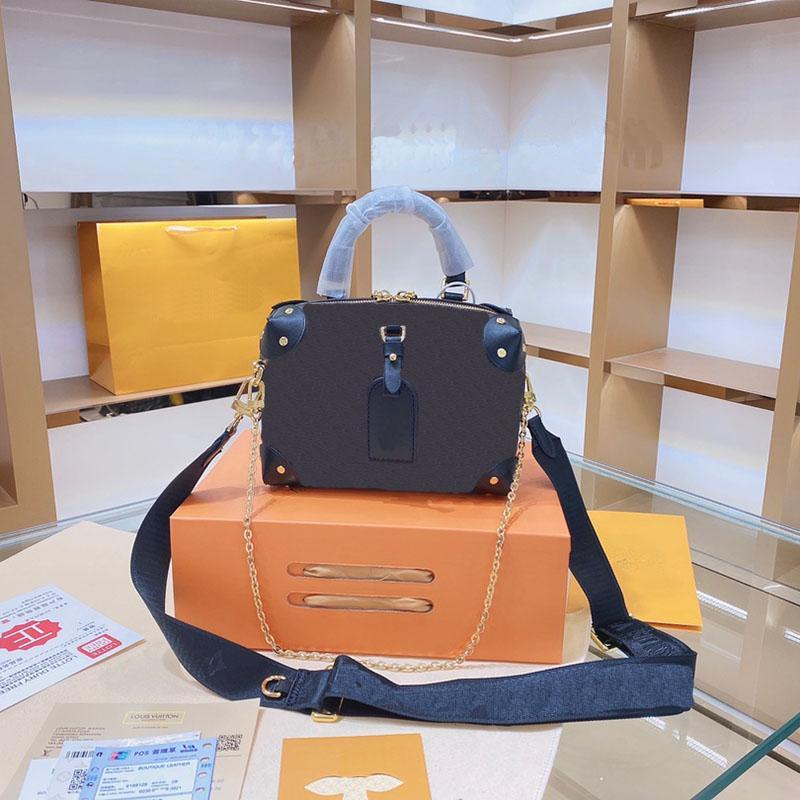 5A 2020 Forma sacos bolsas bolsas ombro saco corpo transversal mulheres saco de sacos forma com caixa
