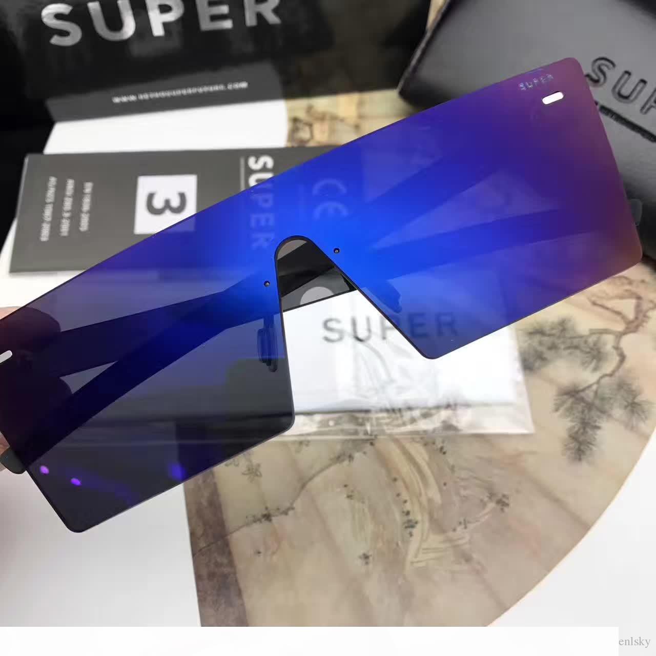 Sonnenbrille Super-By Retrosuperfuture Tuttolente W reguar UFR neue Marke neu mit Box