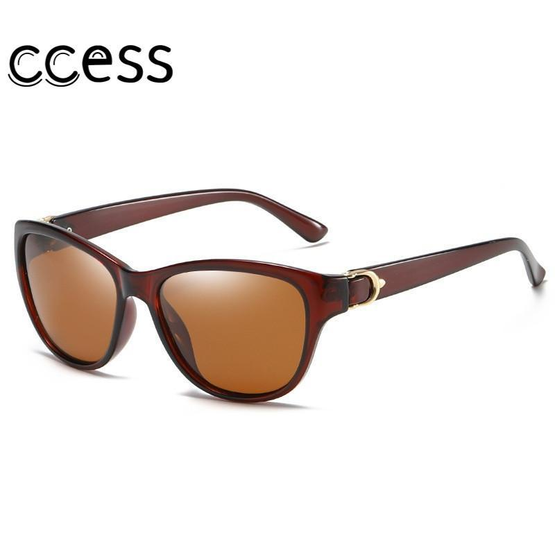 2020 Elegant Wrap Unique Womens Polarized Sunglasses Female Classic Sun Glasses Eyewear Outdoor Vacation Retro Accessories UV400