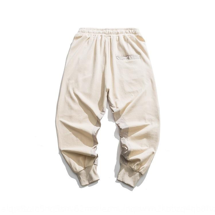 hommes TtBwk broderie robe embroiderysummer 2020 correspondance des couleurs de printemps de broderie Sud pantalon ample pour les jeunes studentscasual pour le capris