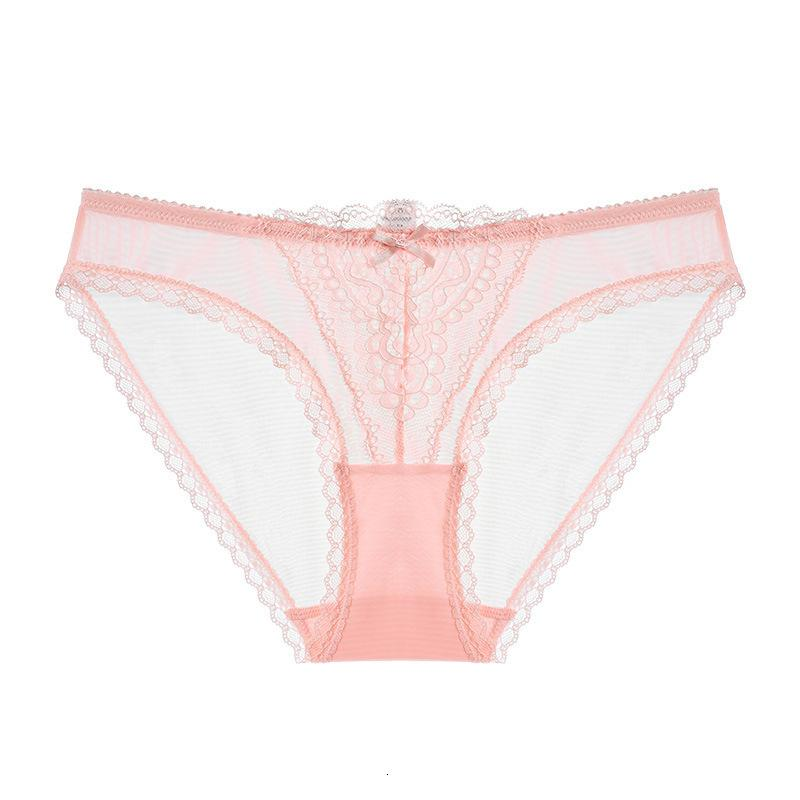 sweet lace ee female sexy lady's low waist Triangle pants, comfortable and breathable Girl's underwear