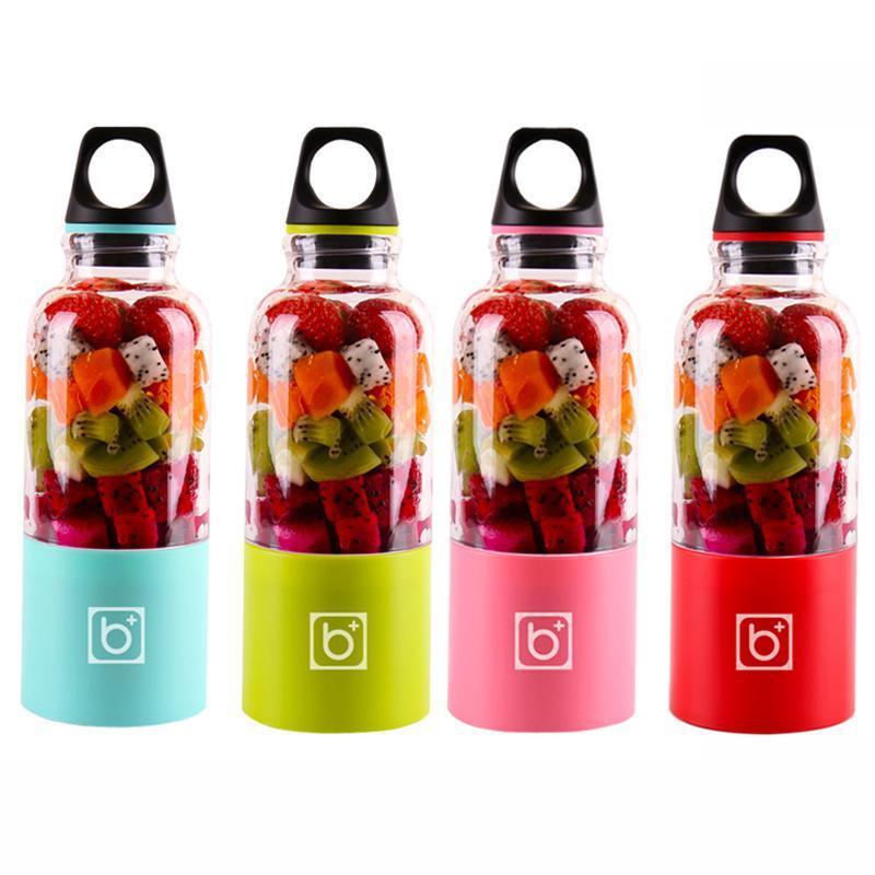 500ml portátil juicer copo usb recarregável elétrico elétrico automático de bingo vegetais frutas suco ferramentas fabricante copo misturador mixer garrafa