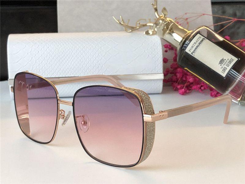 Yeni Kadın Lüks Tasarımcı Güneş Gözlüğü Vintage Retro Güneş Gözlüğü Ünlü Marka Gözlük Çerçeve Çerçeve Sürüş Gözlük Anti Rezeltion Elvb