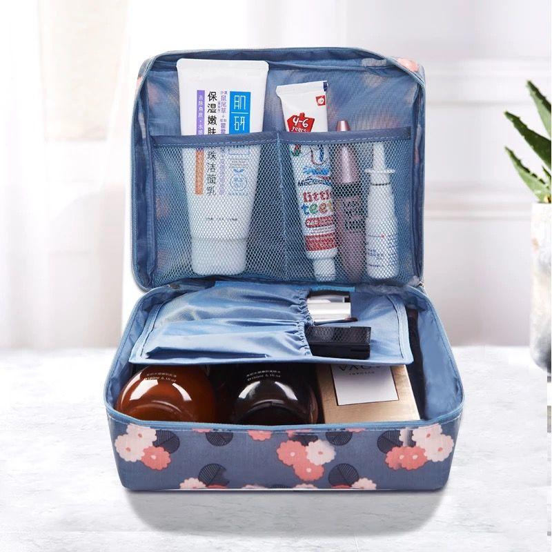 Frauen Kosmetiktasche Handtasche Organizer Make up Tasche Marke Makeup Pinsel Kulturwaren Handtasche Männer Kosmetische Hüllen Reise Kosmetikerin Beutel