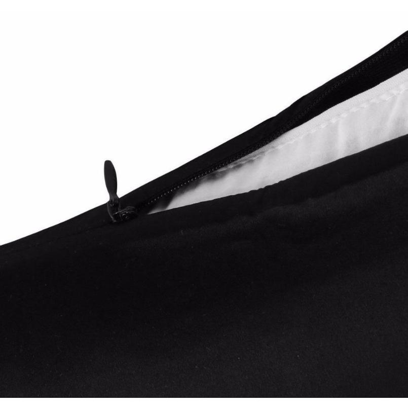 2 par 100% silky cetim cabelo beleza fronha travesseiro almofada de cetim cor sólida silk fronha fronha shams home sofá jllgfi lucky2005