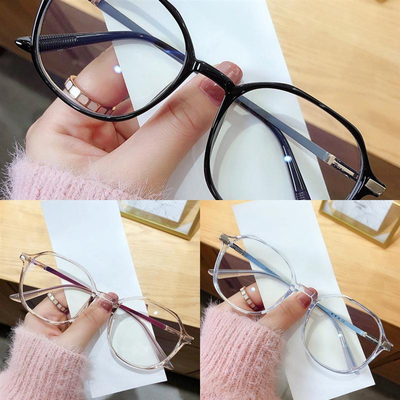 Marco hombres calidad clásico hombres club lente anti-blu-rayglasses arte ndhnb sol marca mujer diseñador oculos vidrio lectura gafas de sol medio kufwu