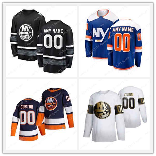 2021 New York Islanders Reverse Retro Mathew Barzal Jean-Gabriel Pageau Beauvillier Semyon Varlamov Komarov Lee Leddy Cizikas Martin Jersey