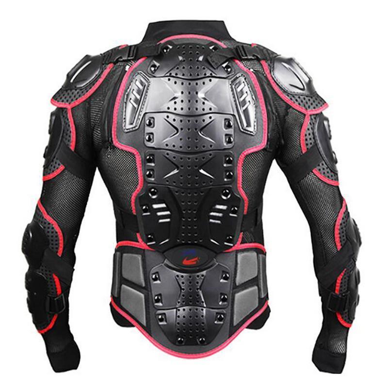 Universalmotorrad-Ganzkörper-Schutzjacken motocroßlaufen Kleidungsklage Moto Reitschützer Schildkröte Jacken