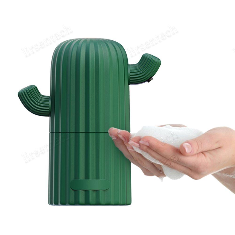 Spray de Compact Mini elétrica Touchless Auto Sensor Hand Sanitizer Distribuidor Automático de formação de espuma Digital Saneantes Sabonete Gel Lavar a mão